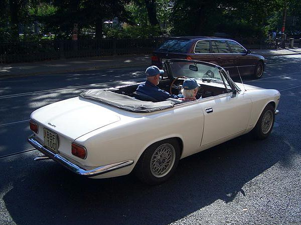 Alfa romeo convertible 11